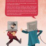 Le métier de responsable de la sécurité informatique expliqué aux enfants