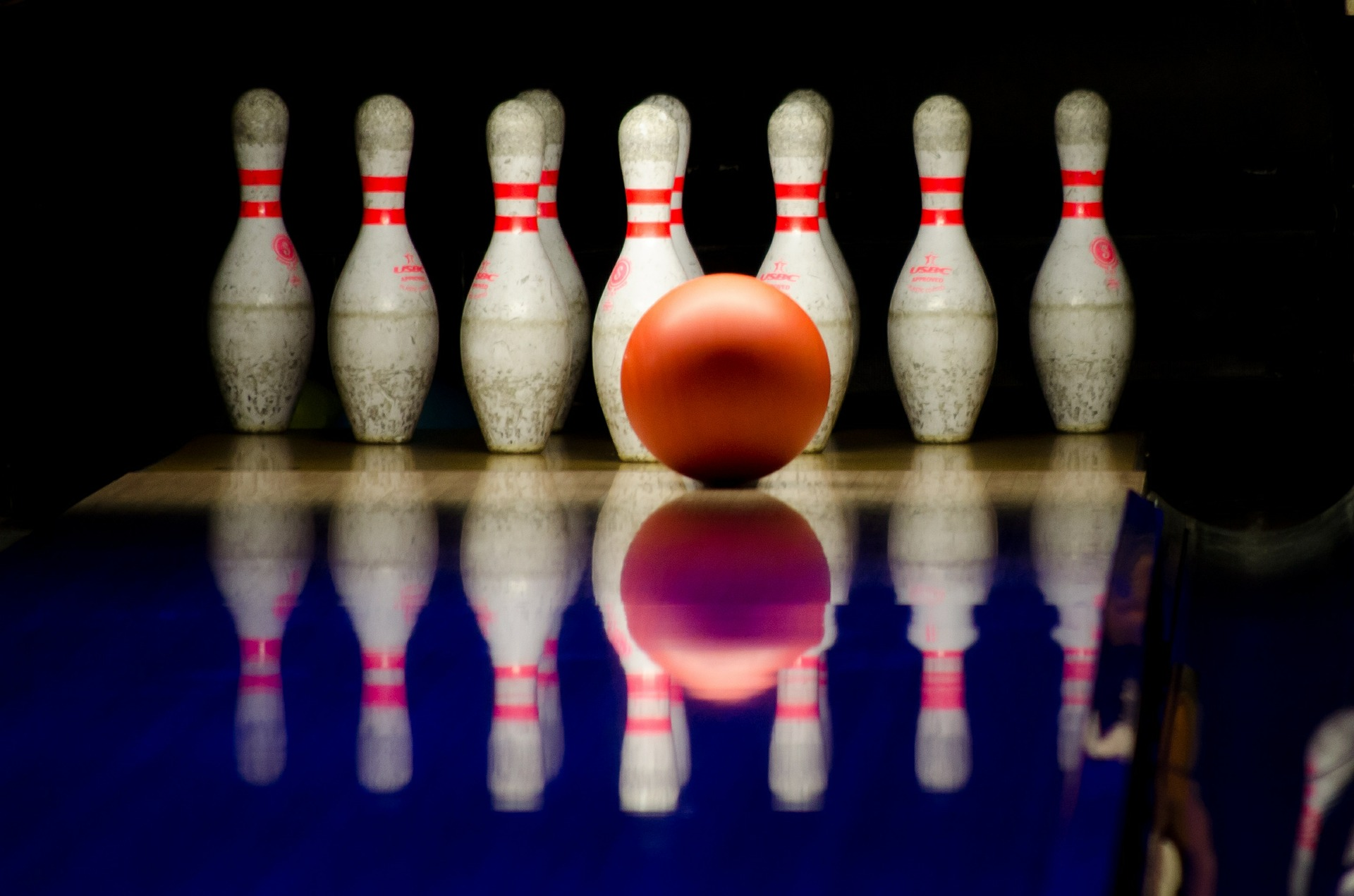 bowling-quille