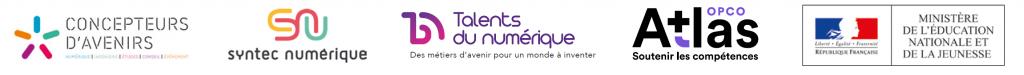 Logos Le Numérique