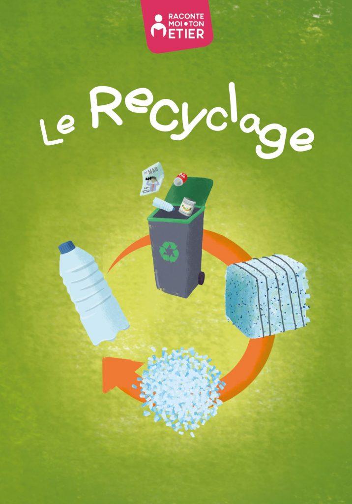 le recyclage expliqu aux enfants raconte moi ton m tier. Black Bedroom Furniture Sets. Home Design Ideas